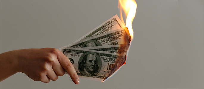 Webinar Index - Franchise Fee - Burning Cash